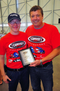 Trucker Buddies - Truck Convoy for Special Olympics Nova Scotia