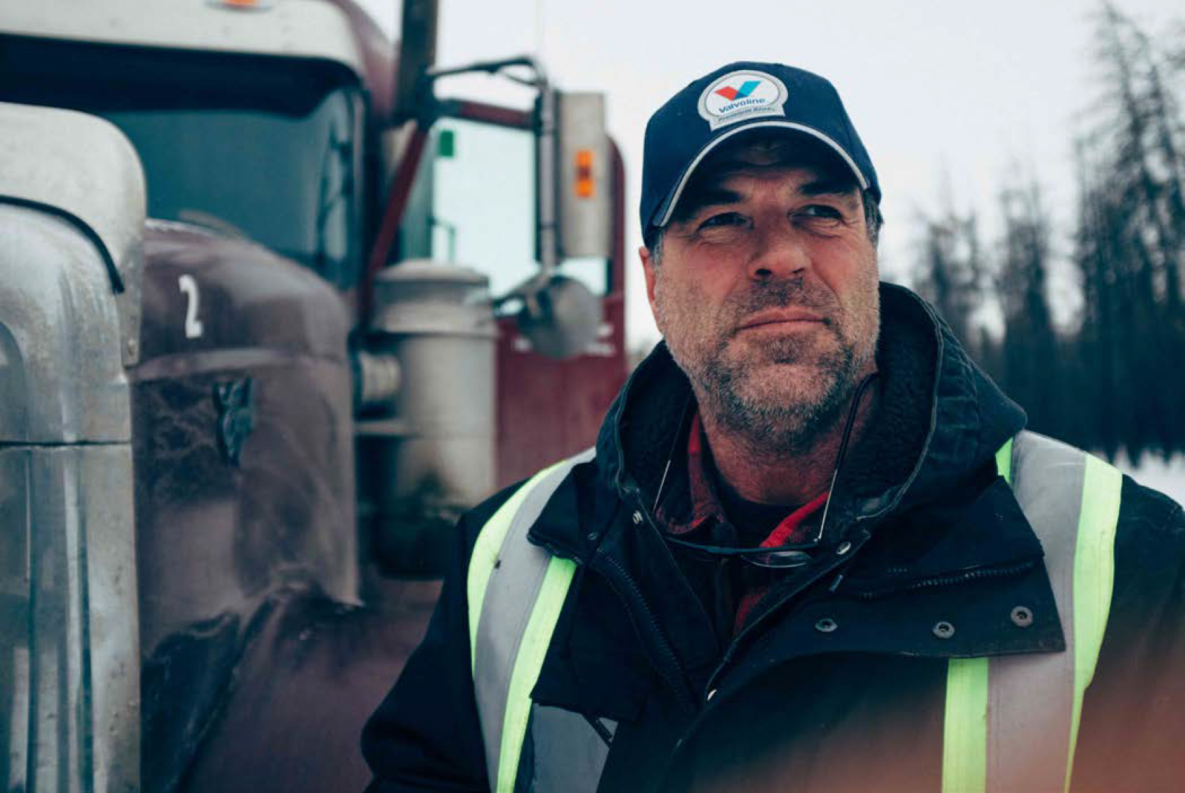 Meet Darrell Ward at the World Largest Truck Convoy for Special Olympics Nova Scotia