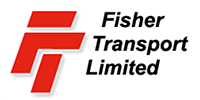Fisher Transport - Silver Sponsor for Truck Convoy NS